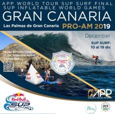 APP World Surfing Tour 2019, finales en Gran Canaria